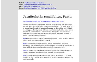http://matt.might.net/articles/learning-javascript-in-small-bites/