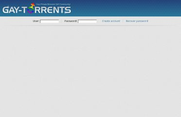 Gay Torrents Org Your Private Gay Torrent Tracker - Torrents