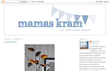 http://mamaskram.blogspot.com/2011/10/autumn-leaves.html
