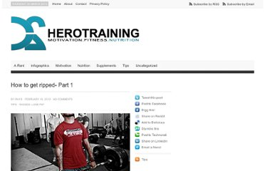 http://www.zero2herotraining.com/how-to-get-ripped-1/