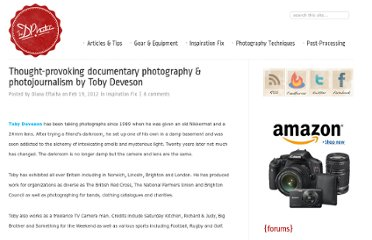http://www.thedphoto.com/inspiration-fix/thought-provoking-documentary-photography-photojournalism-by-toby-deveson/