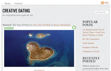 http://www.creativedating.org/15-once-in-a-lifetime-date-destinations/