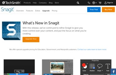 http://www.techsmith.com/snagit-whats-new.html