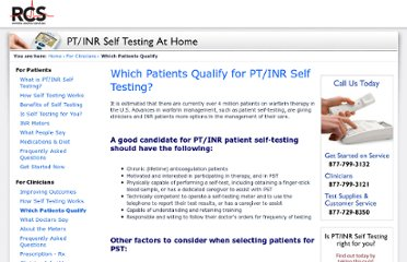 http://inrselftest.com/for-clinicians/which-patients-qualify/