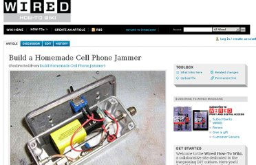 http://howto.wired.com/wiki/Build_Homemade_Cell_Phone_Jammer