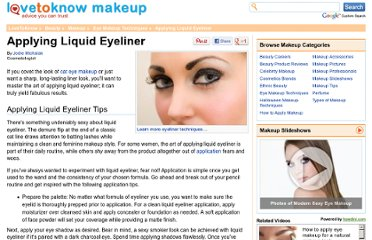 http://makeup.lovetoknow.com/Applying_Liquid_Eyeliner