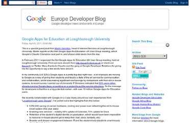 http://eurodev.blogspot.com/2011/04/google-apps-for-education-at.html