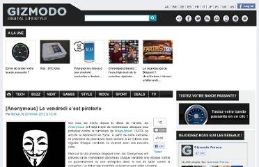 http://www.gizmodo.fr/2012/02/20/anonymous-le-vendredi-cest-piraterie.html