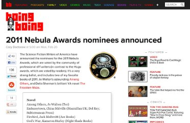 http://boingboing.net/2012/02/20/2011-nebula-awards-nominees-an.html