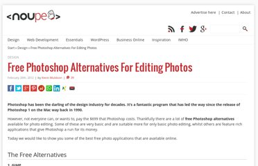 http://www.noupe.com/design/free-photoshop-alternatives-for-editing-photos.html