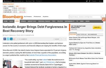 http://www.bloomberg.com/news/2012-02-20/icelandic-anger-brings-record-debt-relief-in-best-crisis-recovery-story.html