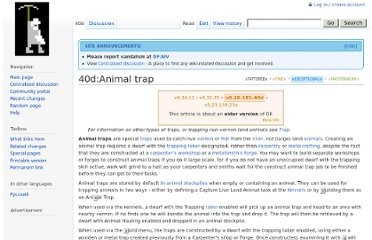 http://dwarffortresswiki.org/index.php/40d:Animal_trap