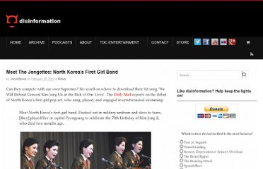 http://www.disinfo.com/2012/02/meet-the-jongettes-north-koreas-first-girl-band/
