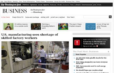 http://www.washingtonpost.com/business/economy/us-manufacturing-sees-shortage-of-skilled-factory-workers/2012/02/17/gIQAo0MLOR_story.html