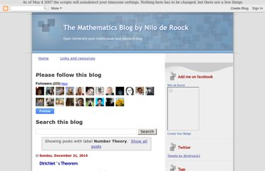 http://mathematics-diary.blogspot.com/search/label/Number%20Theory