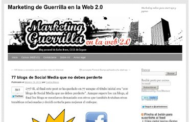 http://www.marketingguerrilla.es/77-blogs-de-social-media-que-no-debes-perderte/