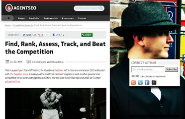 http://www.agent-seo.com/competitive-research/find-rank-assess-track-and-beat-the-competition/