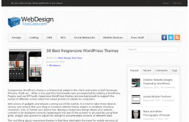 http://www.webdesigntoolcase.com/cms/wordpress/30-best-responsive-wordpress-themes/