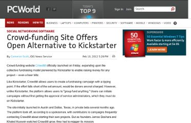 http://www.pcworld.com/article/249813/crowdfunding_site_offers_open_alternative_to_kickstarter.html
