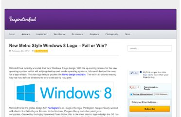 http://inspirationfeed.com/articles/design-articles/new-metro-style-windows-8-logo-fail-or-win/