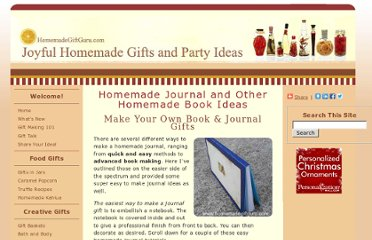 http://www.homemadegiftguru.com/homemade-journal.html