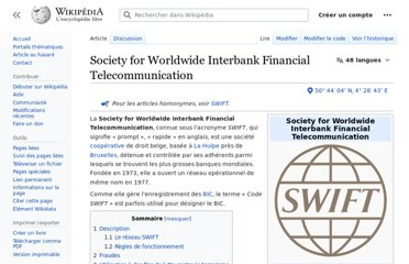 https://fr.wikipedia.org/wiki/Society_for_Worldwide_Interbank_Financial_Telecommunication