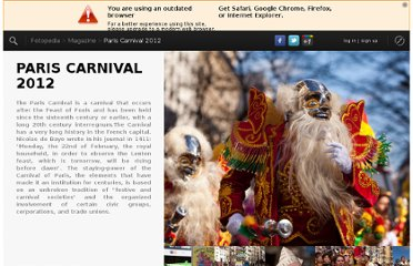 http://www.fotopedia.com/magazine/stories/6fr6aja3Gjs/Paris_Carnival_2012_by_Jacques_Bravo