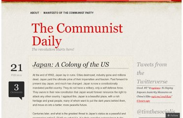 http://communistdaily.wordpress.com/2012/02/21/japan-a-colony-of-the-us/