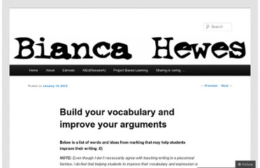 http://biancahewes.wordpress.com/2012/01/19/build-your-vocabulary-and-your-arguments-the-easy-way-thieve/