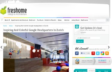 http://freshome.com/2012/02/21/inspiring-and-colorful-google-headquarters-in-zurich/