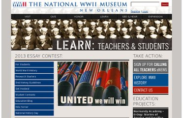 http://www.nationalww2museum.org/learn/education/for-students/essay-contests/