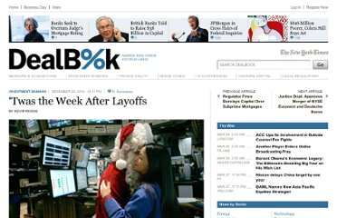 http://dealbook.nytimes.com/2011/12/22/twas-the-week-after-layoffs/