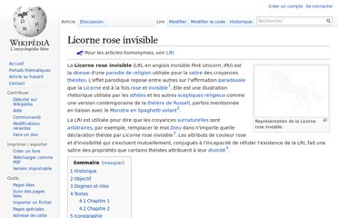 http://fr.wikipedia.org/wiki/Licorne_rose_invisible