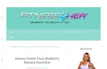 http://www.fitness4her.com/karens-power-pack-blueberry-banana-smoothie/