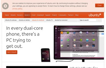 http://www.ubuntu.com/devices/android