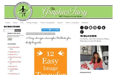 http://www.graphicsfairy-diy.com/2012/01/12-easy-image-transfer-methods-for-diy.html