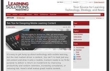 http://www.learningsolutionsmag.com/articles/700/