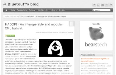 http://bluetouff.com/2012/02/21/hadopi-an-interoperable-and-modular-xml-bullshit/