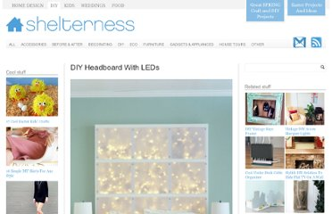 http://www.shelterness.com/diy-headboard-with-leds/
