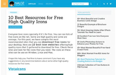 http://naldzgraphics.net/freebies/10-best-resources-for-free-high-quality-icons/
