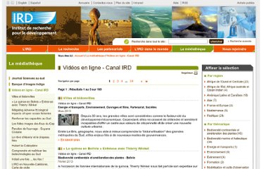 http://www.ird.fr/la-mediatheque/videos-en-ligne-canal-ird/(all)/1