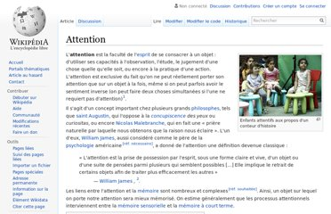 http://fr.wikipedia.org/wiki/Attention