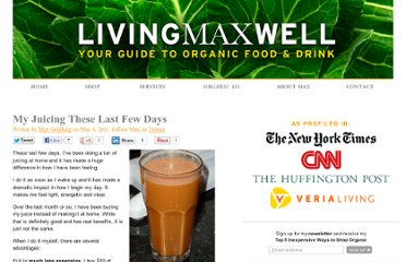 http://livingmaxwell.com/best-juicer-on-the-market