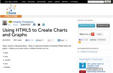 http://css.dzone.com/articles/using-html5-create-charts-and