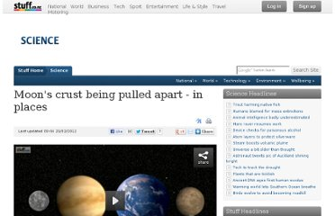 http://www.stuff.co.nz/science/6452843/Moons-crust-being-pulled-apart-in-places
