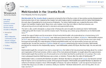 http://en.wikipedia.org/wiki/Melchizedek_in_the_Urantia_Book