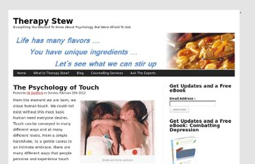 http://therapystew.com/psychology-of-touch/