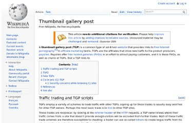 http://en.wikipedia.org/wiki/Thumbnail_gallery_post