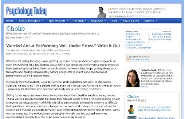 http://www.psychologytoday.com/blog/choke/201101/worried-about-performing-well-under-stress-write-it-out
