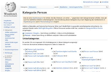 http://de.wikipedia.org/wiki/Kategorie:Person